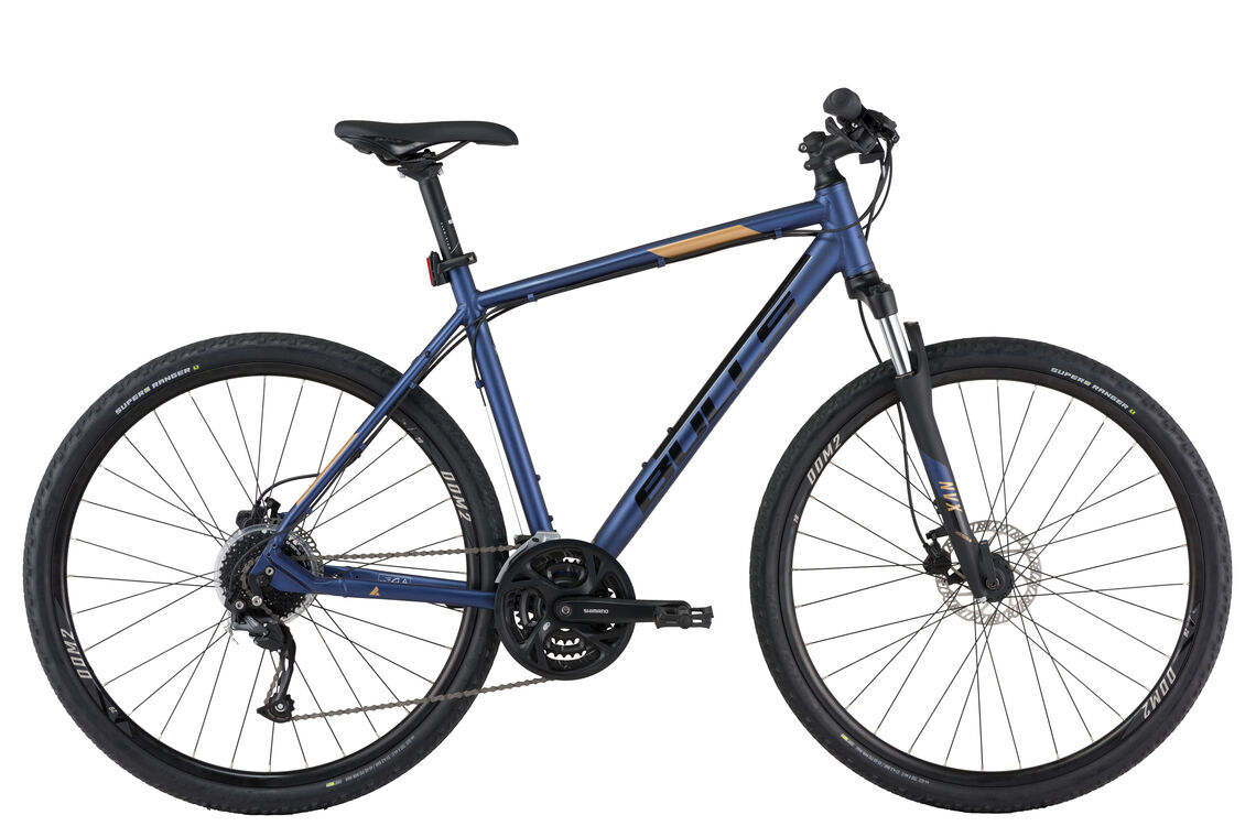 BULLS Crossbike 2 steel blue
