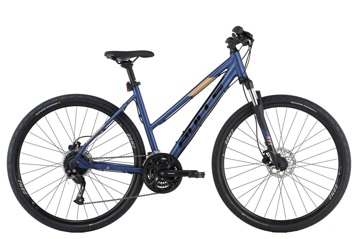 BULLS Crossbike 2 Trz steel blue