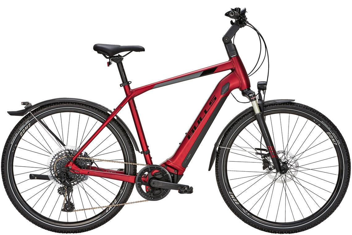BULLS Cross Rider EVO 2 CX6 rot
